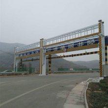巫山县电动升降限高杆 智能限高架 电动限高架 公路限高架标准 国内优质品牌