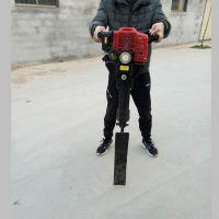 亚博国际真实吗机械 便携式汽油挖树机 移苗机 铲式起树机 园林起树机 冲击式移苗机