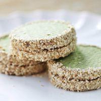 永良 绿茶芋泥饼 冷冻食品特色小吃油炸点心中式面点餐饮食材批发