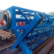 河南 12米架子布料机 混凝土布料机厂家 手动布料机