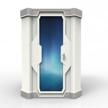 供应精迪Bodyscan-B2型新款高速智能 人体立体扫描仪,立体人体全身3D扫描测量系统