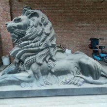 北京5米铜狮子-恒金雕塑(推荐商家)