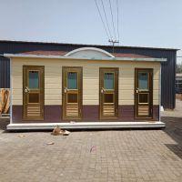 献县公园所需移动厕所,景区旅游厕所,生态打包厕所,厂家有现货