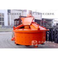 郑州建新接到MPC750立轴行星式搅拌机批量订单