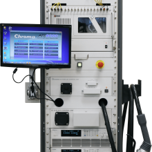 Chroma/致茂台湾Model 80005自动测试系统