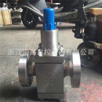Y42X-25P 弹簧调节阀 直接作用式薄膜法兰减压阀