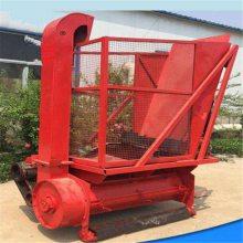 大型青储回收机 玉米秸秆粉碎回收机 玉米秸秆回收机