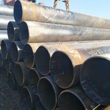 四川成都16mn螺旋钢管 广告牌用16mn直缝焊管 广告立柱用螺旋钢管