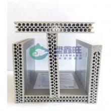 塑鑫旺中空塑料建筑模板在新农村建设工地中的应用