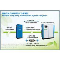 德耐尔空压机变频改造节能系统