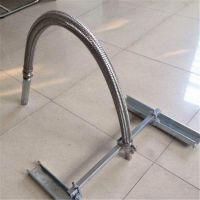工厂专业生产消防喷淋头专用软管|耐高温钢厂用金属软管|型号齐全