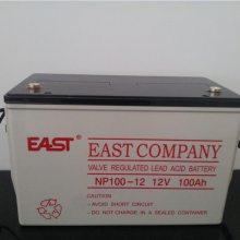 EAST易事特蓄电池12v120ah阀控式NP120-12UPS蓄电池EPS蓄电池直流屏
