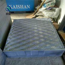 斯频德方形横流式冷却塔填料 散热片 凉水塔填料 PVC材质河北祥庆