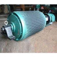 非标定制YDB37-2-800-630内置式隔爆型电动滚筒 行星轮传动结构
