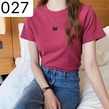 2020新品圆领印花男女式T恤爆款韩版网红卡通米奇图案T恤批发