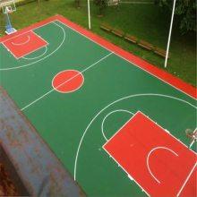 奥美佳供应塑胶篮球场施工,硅pu篮球场施工,丙烯酸篮球场施工