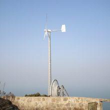 弥勒风力发电机组可提供配套设备 晟成10kw风力发电机