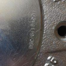 ABM行车电机制动器进口刹车总成FDB26 350NM