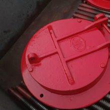 dn350防倒灌拍门-铸铁拍门0.6米