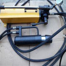 矿用手动锚索张拉机具MS18系列 手动液压张拉机具