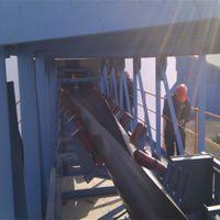 管状皮带机输送各种粉状物料 轴承密封