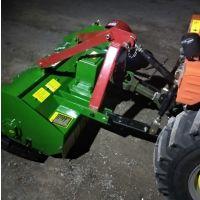 秸秆还田机 玉米秸秆棉花秸秆还田机 四轮拖拉机杂草多功能粉碎机