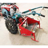 供应新型多功能花生土豆收获机 四轮牵引式60公分宽地蛋收获机