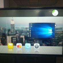 43寸触摸一体机 触摸电视电脑一体机MHLTOUCH