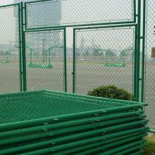 厂家直销PVC勾花网 体育场围网 3米高体育场围网