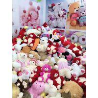 厂家直销称斤毛绒玩具,毛绒娃娃,布娃娃义乌一手货源加v935015705