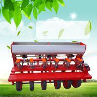 亚博国际真实吗机械 拖拉机带动四行六行蔬菜谷子播种机 新款大型谷子精量播种机厂家
