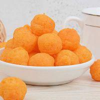 汉堡球生产设备 泰国Carada卡啦哒酥脆膨化米球加工机械