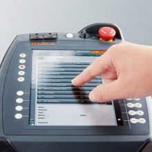 KUKA机器人配件 示教器