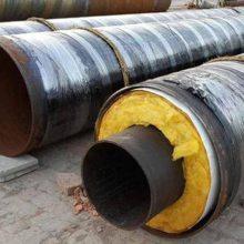 聚氨酯保温钢管 预制直埋保温钢管 重庆直埋式聚氨酯保温钢管