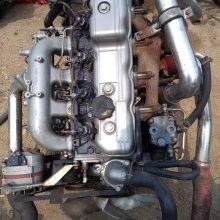 出售二手 东风朝柴 4102 柴油发动机总成 中冷增压 气刹 带助力