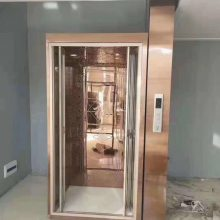山东优质家用升降机供应商 室内二层1*1米小型电梯 75贵宾下载网址定制别墅乘客电梯