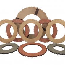 锻压机专用刹车片-优质摩擦系数稳定-压制型刹车片