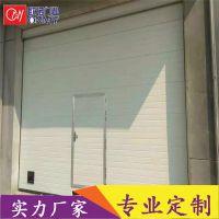 电动保温提升门具有防盗作用吗