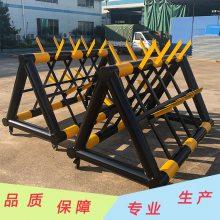 防撞护栏交通路障 定制反光环保油漆移动拒马 耐撞耐晒不易生锈
