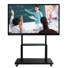 湖南65寸LED高清液晶电子白板 教育培训多媒体教学一体机