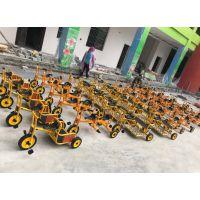 南宁幼儿园脚踏车 儿童协力车 南宁大风车游乐设备厂家