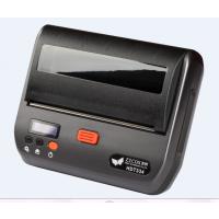 供应芝柯HDT334便携式热敏蓝牙打印机
