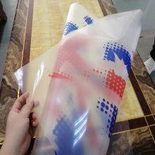 布吉定制节日装饰玻璃贴纸 雪花橱窗玻璃门贴纸多少钱