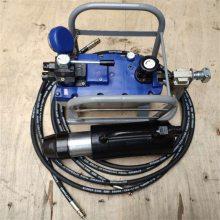 供应塑料气动液压张拉机具 矿用锚索张拉机具现货低价出售