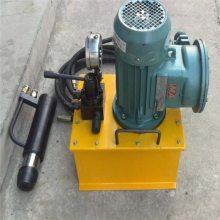 矿用MD18-300锚索张拉机具 300KN电动张拉机具