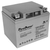 一电铅酸蓄电池FP12380/12v38ah 一电蓄电池38AH 直流屏 路灯专用