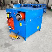 大同市小马达拉铜机 电机拆解设备 直流电机定子拆解机