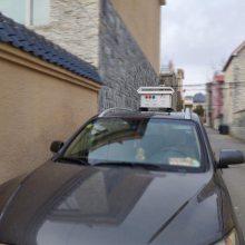 车载大气监测走航系统