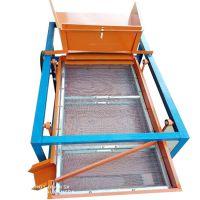 精品电动小型玉米麦子筛选机 五谷清粮筛分机种子清选机