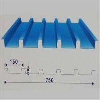 组合彩钢板YX38-152-750型 墙面板_上海新之杰压型钢板厂